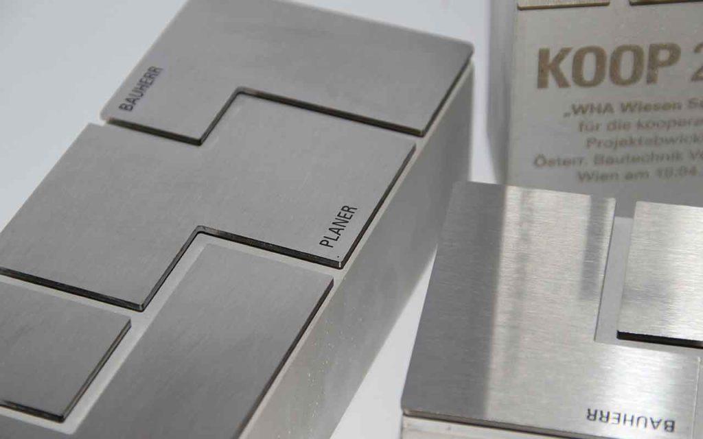 award aus beton