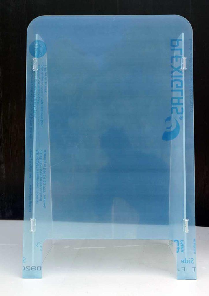 hygieneschutzwand aus plexiglas