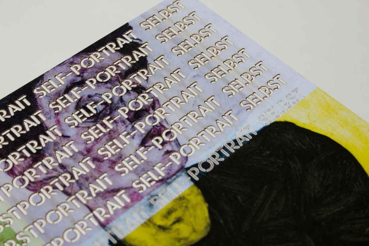 Gustav Klimt Laserschnitt