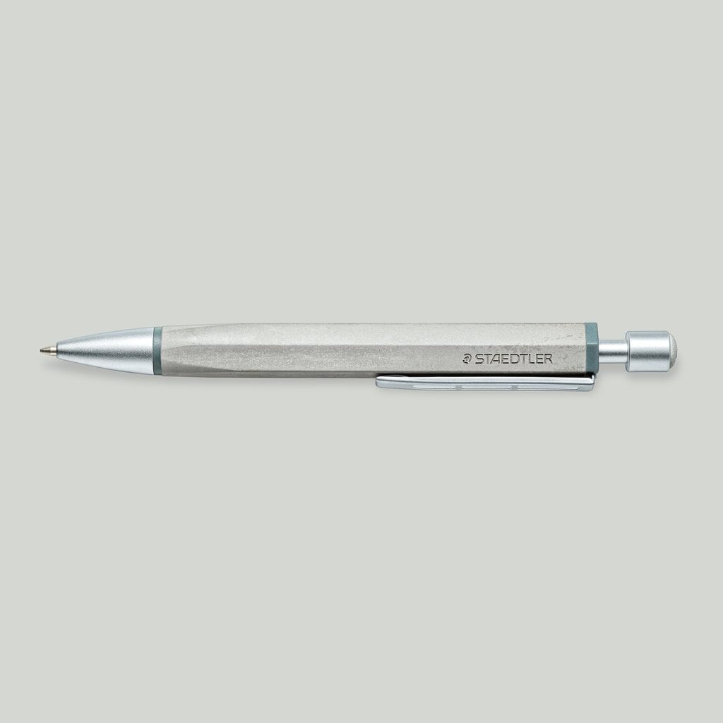 Kugelschreiber aus Beton Staedtler
